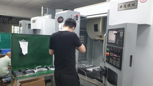 Outsourcing manufacturing to China