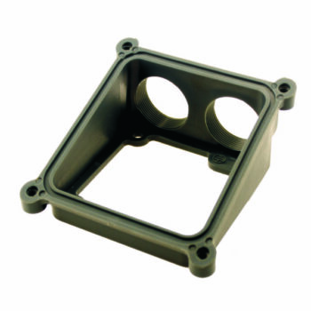 Design and manufacturing of plastic contact box