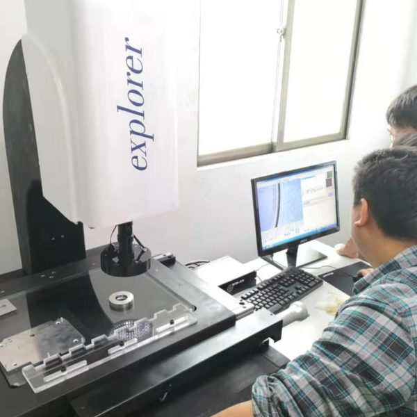Quality control of CNC machining factory in China