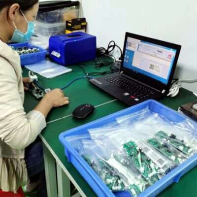 Chinese product manufacturing company