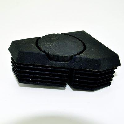 Kunststof voetjes spuitgieten in China