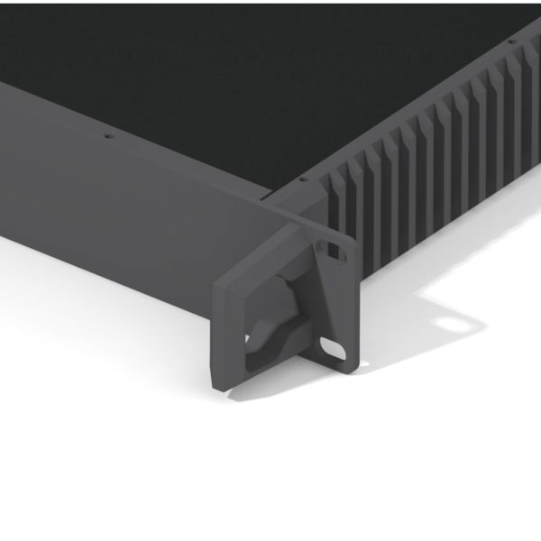 19 inch enclosure for customized design and milling