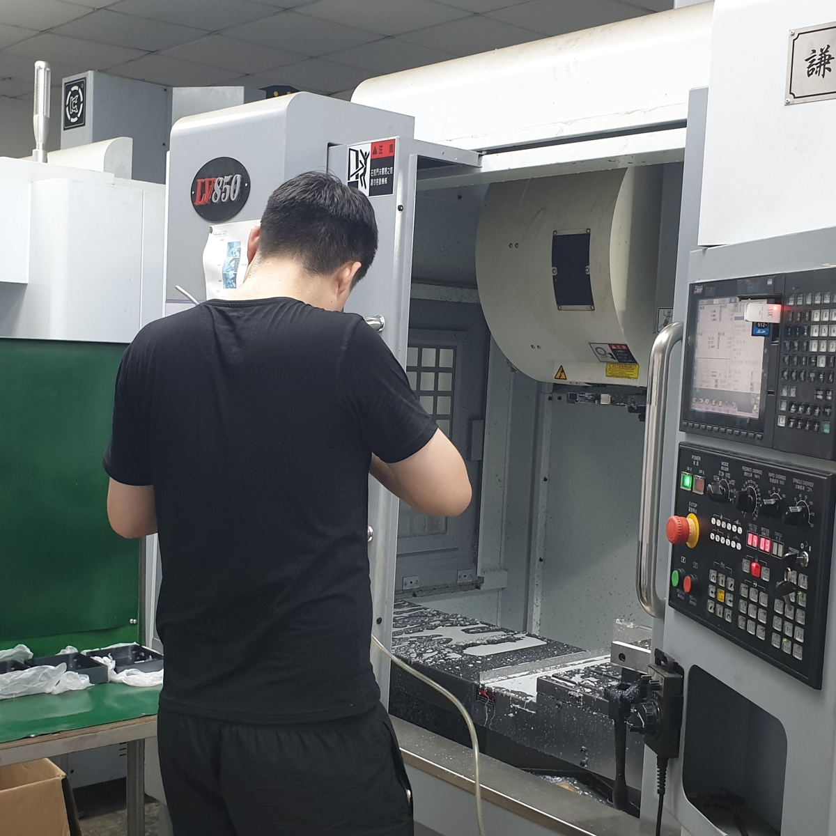 How Davantech became a leading CNC milling company