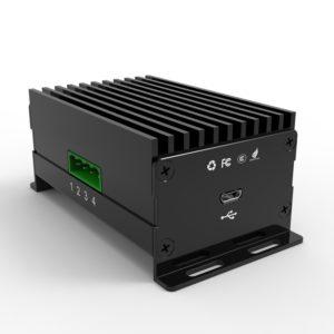 D1001432 - Aluminum electronic enclosure H03-52W34H80L