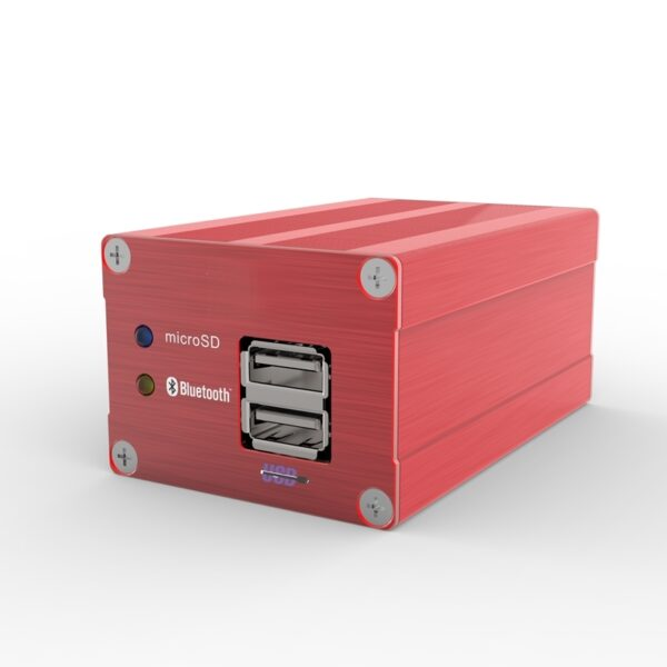 Aluminum electronic project box extruded