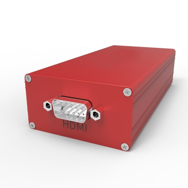 Extruded aluminum enclosure for electronic projects