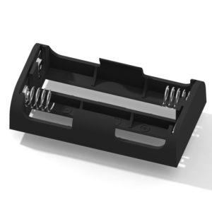 D1001520 Battery holder 2X AA cell