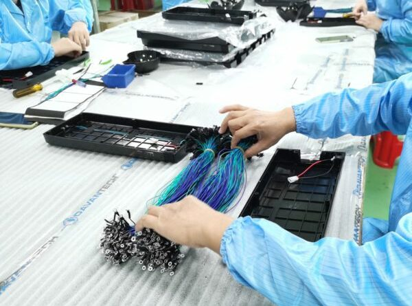 Product assembly is part of outsourcing of production