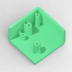 bosses and studs plastic product design