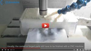 small volume aluminum enclosures milling