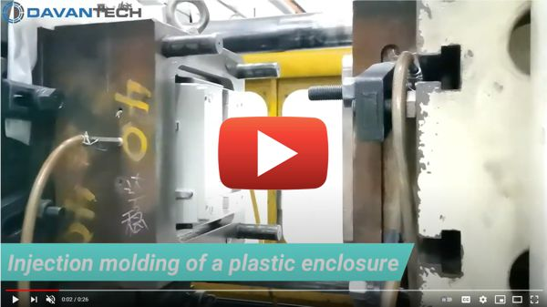 Injection molding factory china