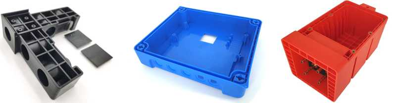 plastic injection molding factory in China