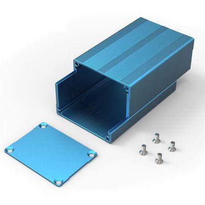 We offer aluminum enclosures manufacturing