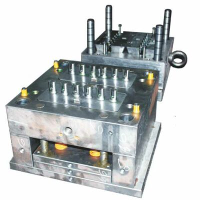 steel molds with many cavities