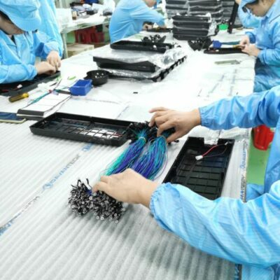 Davntech offers product assembly in China