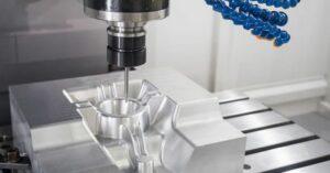 Chinese CNC machining factory